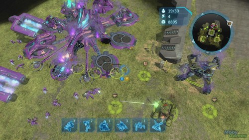 Halo Wars screenshot