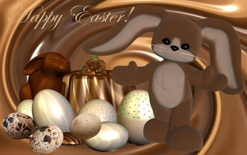 Happy Easter All My mashabiki