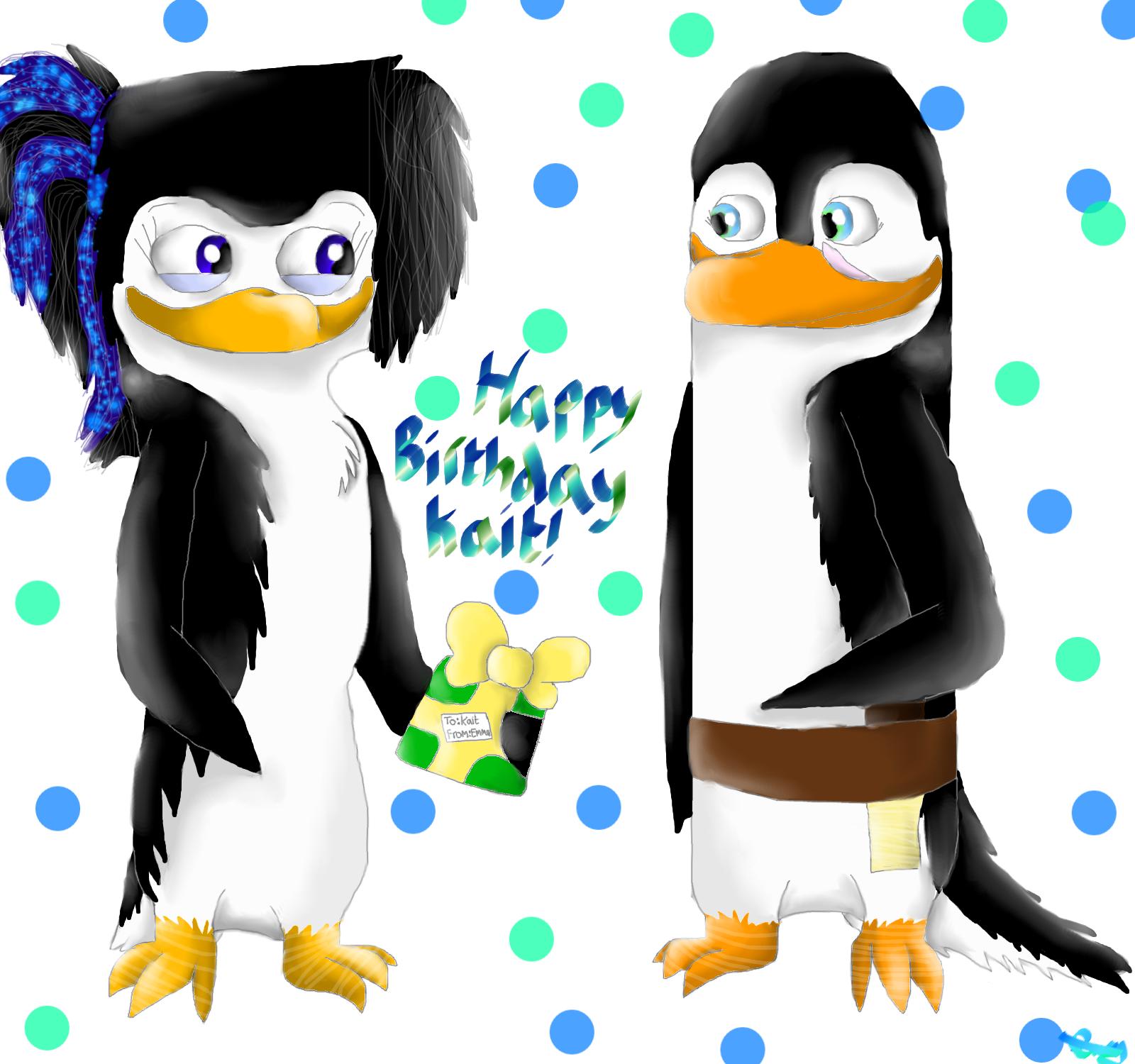 Happy birthday Kait! :3