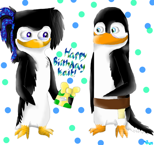 Happy birthday Kait! :3