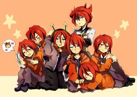 Hiroto.. Hiroto...Hiroto everywhere~! xD