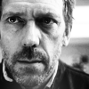 le Dr. Gregory House photo possibly with a portrait called House
