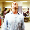 le Dr. Gregory House photo possibly with a leisure wear and a workwear, vêtements de travail entitled House