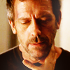 le Dr. Gregory House photo with a portrait entitled House