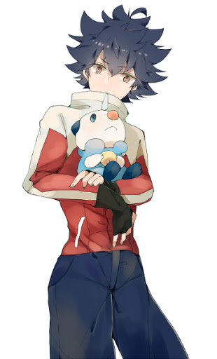 Pity, that Pokemon trainer hugh naked something is