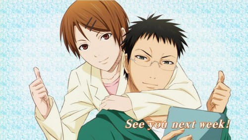 Hyuuga and Riko