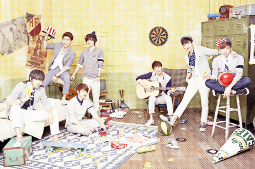 INFINITE 'Man In Love' - KTJPoP* Photo (34010736) - Fanpop