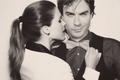 Ian &lt;3 - ian-somerhalder-and-nina-dobrev photo