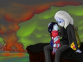 Ice King and Marceline after the war