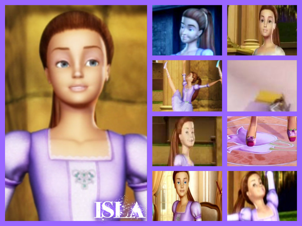 Isla Barbie In The 12 Dancing Princesses Fan Art 34096774 Fanpop