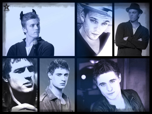 Jacob Allen Abel and Max Irons