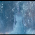 Jadis trapped in the Ice.