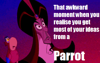 Jafar that awkward moment