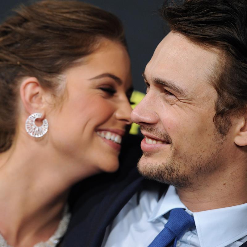 James Franco And Ashley Benson