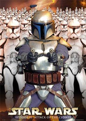 Jango Fett & the clone army