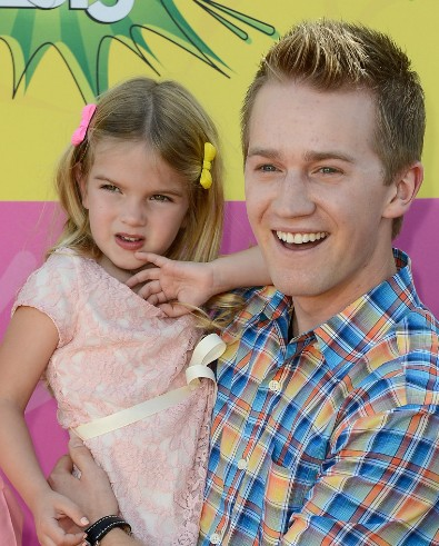 Jason Dolley-Kids' Choice Awards 2013