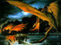 John Howe`s illustration - jrr-tolkien photo