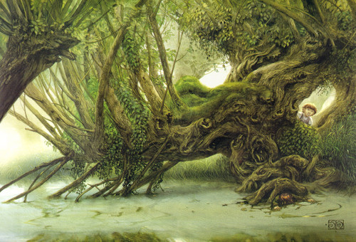 J.R.R. Tolkien wallpaper titled John Howe`s illustration
