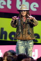 Johnny Depp Won At Kids choice awards 2013