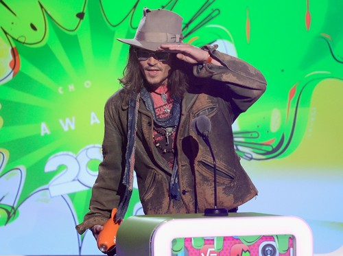 Johnny Won at KCA 2013