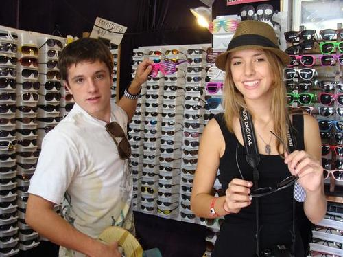 Josh and Lanchen