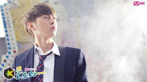 Junhyung for MONSTAR