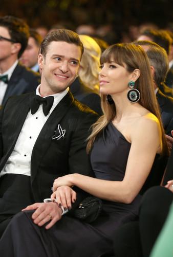 Justin & Jessica Biel