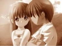 Kawaii anime Couples