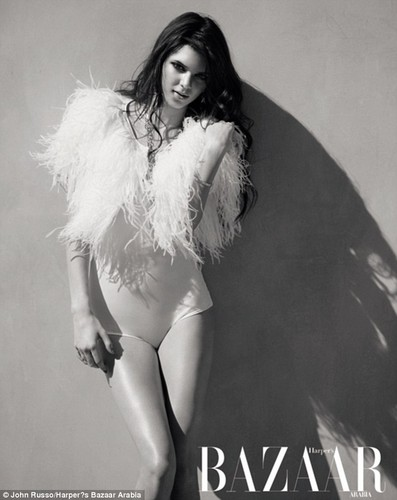 Kendall for Harper's Bazaar