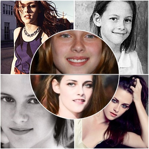 Kristen Then and Now