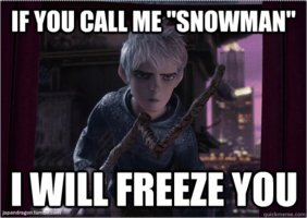 Jack Frost - Rise of the Guardians 壁纸 called LOL!!!!