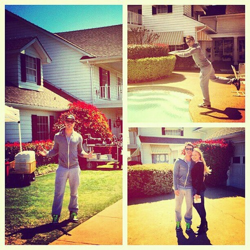 Last día filming on Southfork for Season 2!