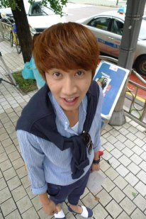 Running Man (런닝맨) wallpaper with a street titled Lee Gwang Soo