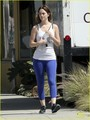 Leighton in Los Angeles - leighton-meester photo