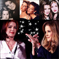 Lisa and Priscilla collage