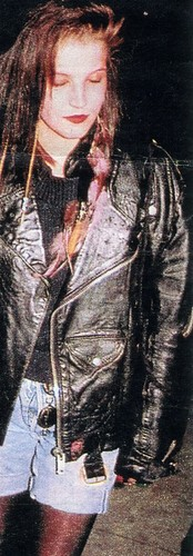 Lisa early 1990's