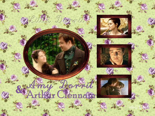 Little Dorrit wallpaper