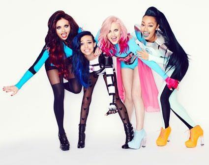 Little Mix to the rescue!