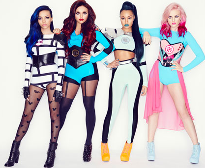 Little Mix to the rescue!!!
