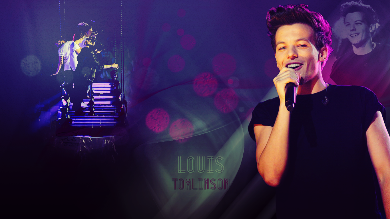 louis tomlinson wallpaper one direction photo 34067326