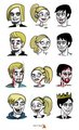 Love story - true-blood fan art