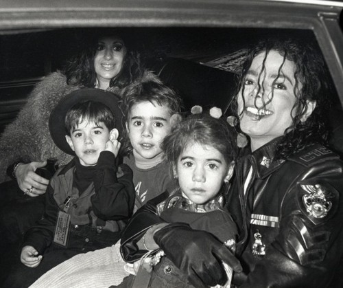 MICHAEL AND THE CASCIO KIDS