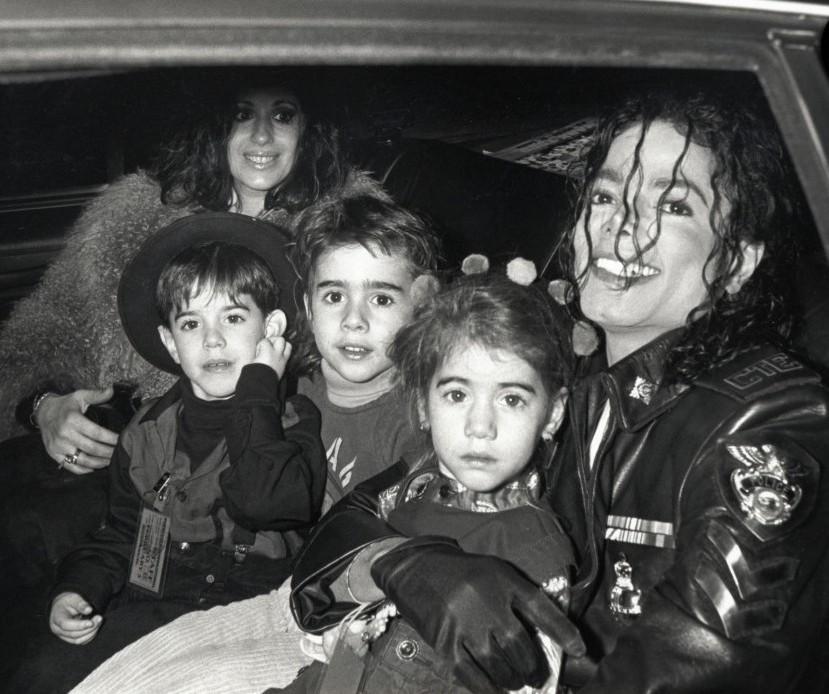 MICHAEL AND THE CASCIO KIDS