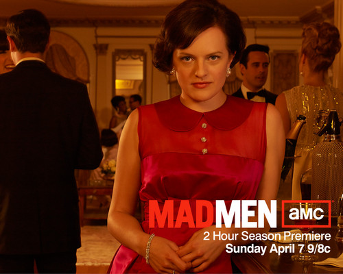 Mad Men Season 6 壁纸