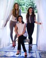 Maisie Williams, Michelle Fairley and Sophie Turner - game-of-thrones photo