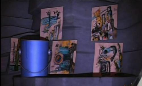 Marlene's paintings