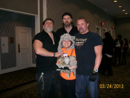 Me and my Stuntboys