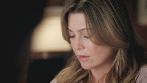 Meredith Grey Hintergrund containing a portrait titled Meredith Grey