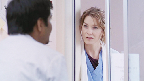 Meredith Grey achtergrond entitled Meredith Grey