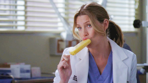 Meredith Grey hình nền possibly containing an ice lolly called Meredith Grey